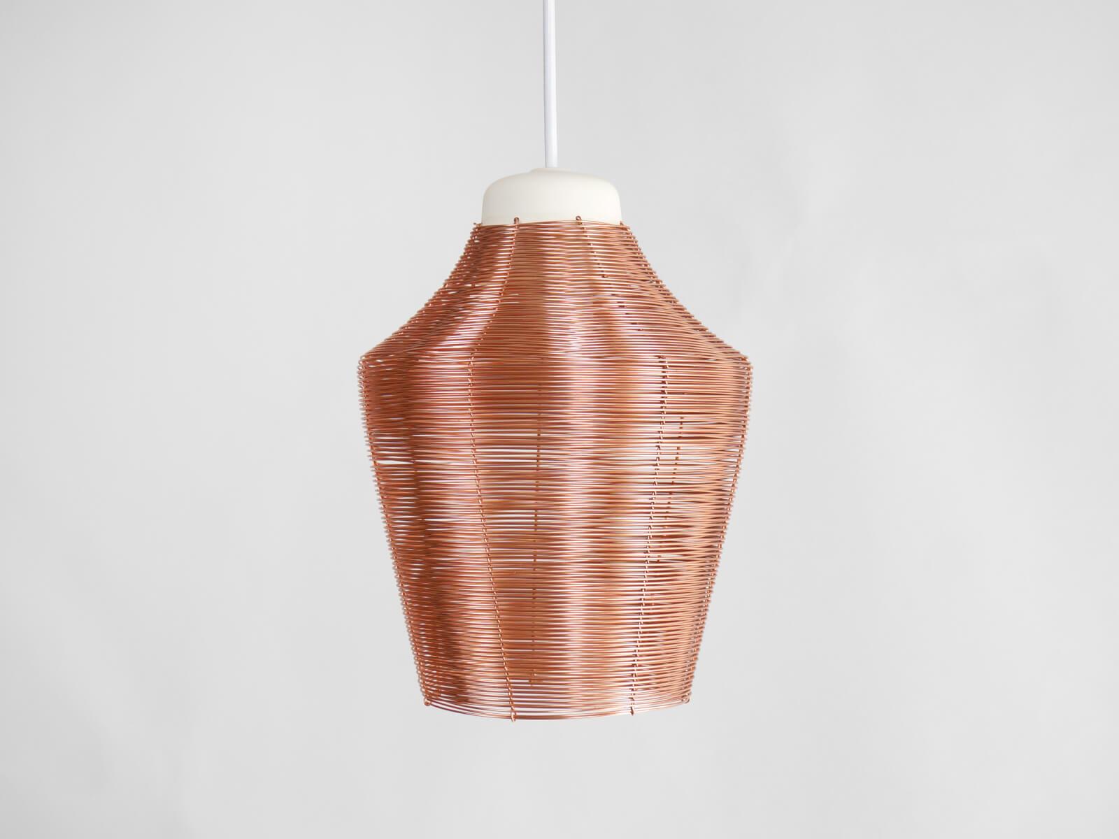 Copper Pendant Lamp | Studio Lorier