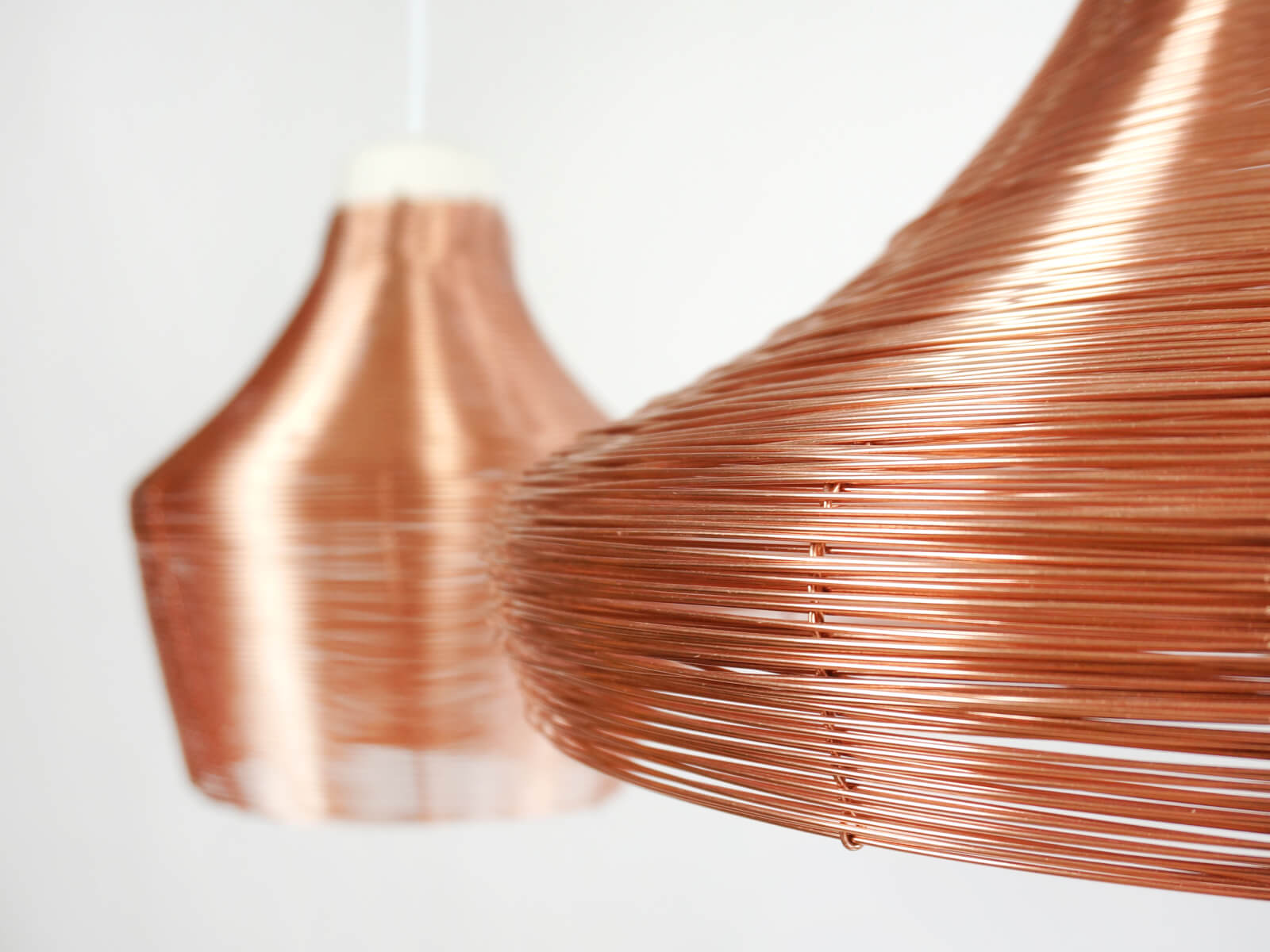 Copper pendant lamp studio lorier aloadofball Images