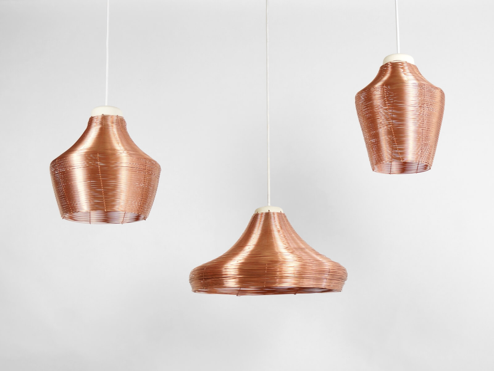 Copper pendant lamp studio lorier copper pendant lamp 32600 aloadofball Images