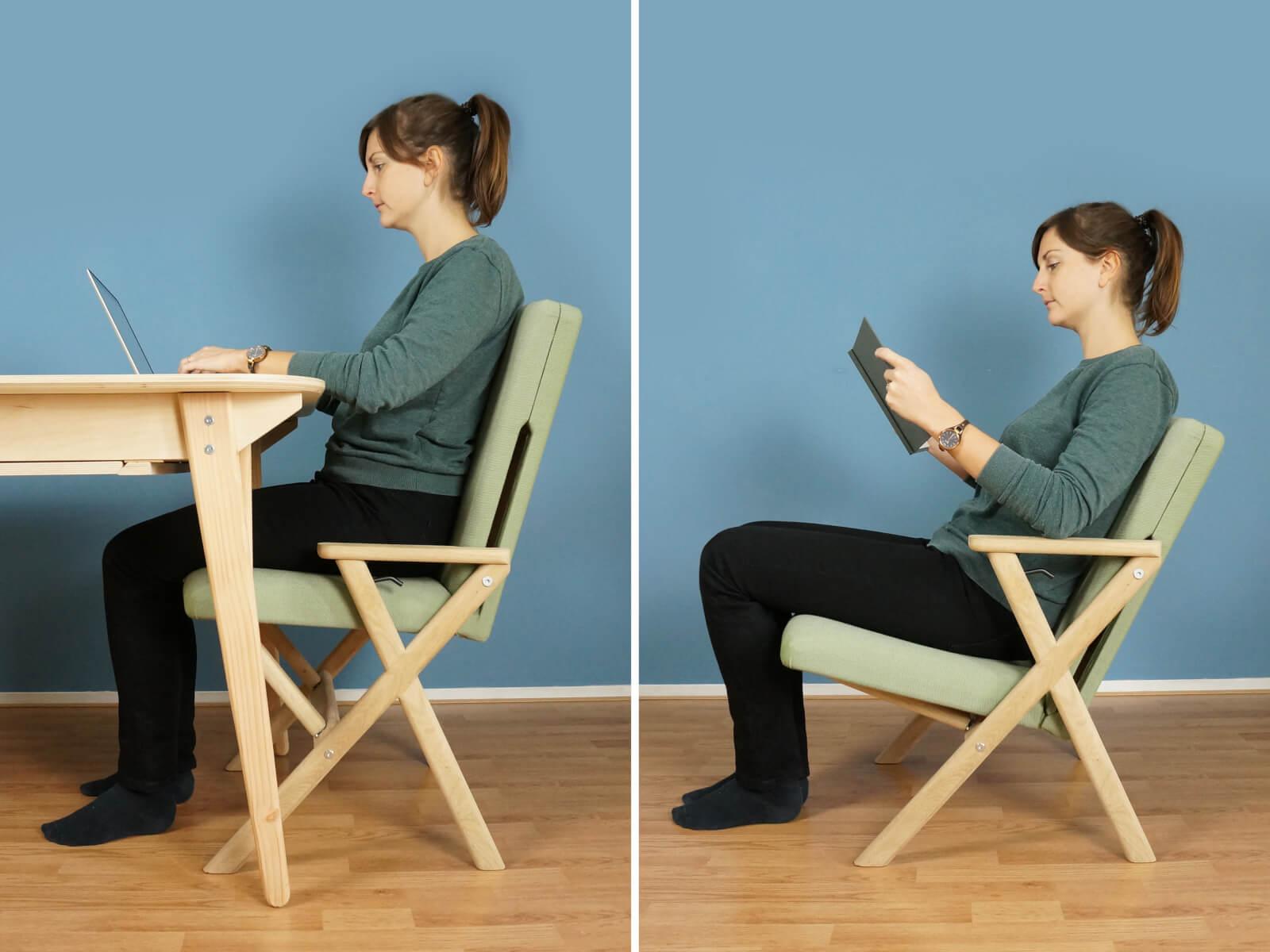 Hybrid Chair • Studio Lorier