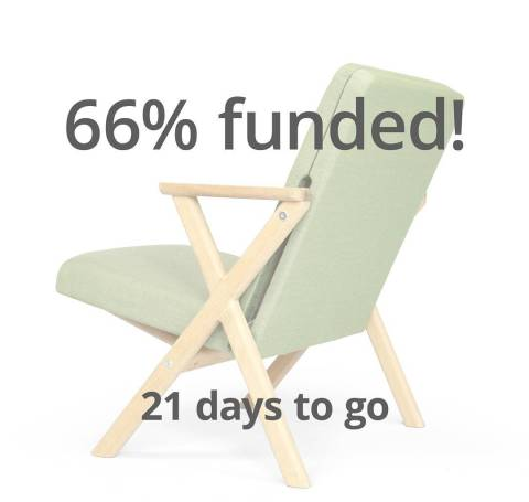 Still going strong on kickstarter, 21 days left to support us