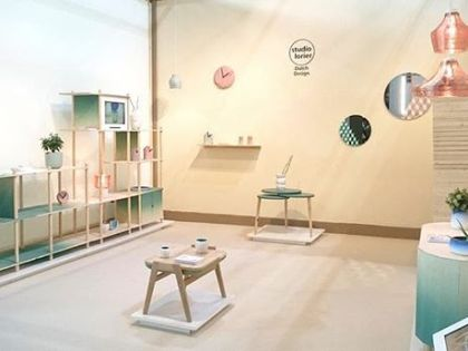Last day of salone satellite, it was already a great success