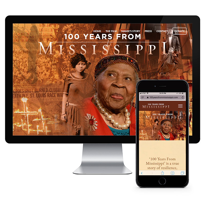 100 years from mississippi website