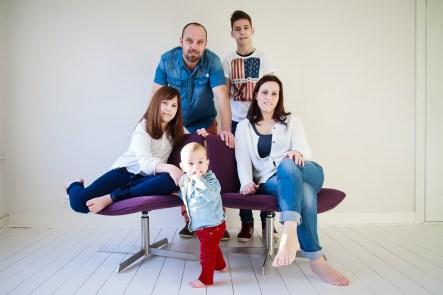 portret: familie