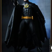 Hot Toys lança Action Figures do Batman e do Coringa, baseadas no filme de Tim Burton
