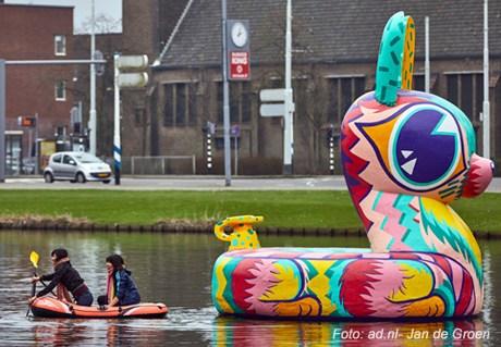 Badkonijn 2018, Vroesenpark Rotterdam