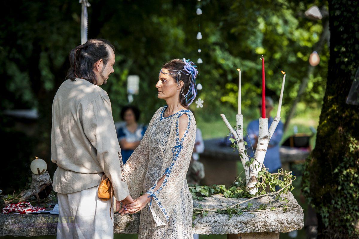 Caterina e Fausto – Sguardo