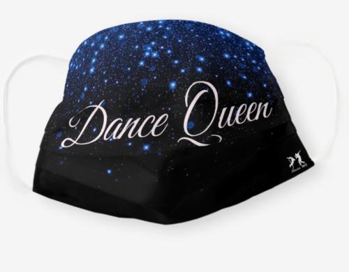 Dance Queen Face Mask