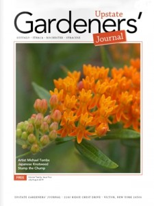 Upstate Gardeners' Journal - July-August 2014 - Click this Link