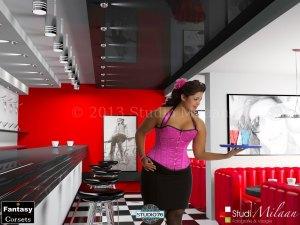 Model: Daisy van Egmond Fotograaf: Jacques Eding Styling: Liesbeth Buddingh van Binsbergen Visagie en hairstyling: Sonja Eding