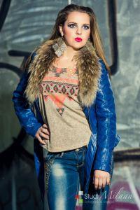 Fotograaf: Jacques Eding Model: Kelly Bartels Styling: Liesbeth Buddingh van Binsbergen Mua: Sonja Eding