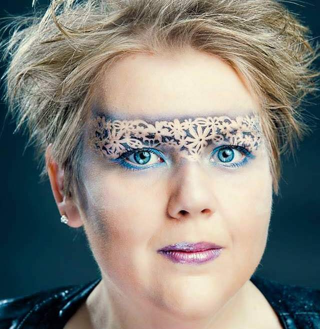 Model Bernadine Brouwer Fotograaf: Jacques Eding Visagie: Sonja Eding