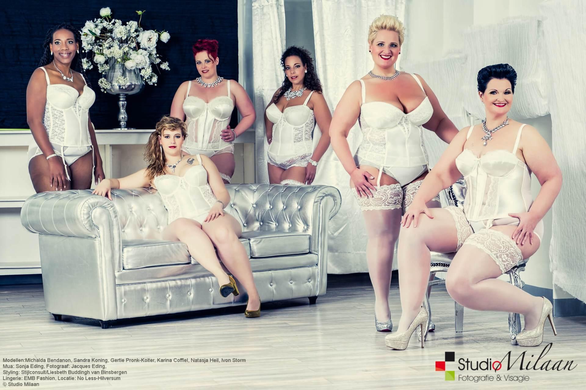 Diversity shoot by Studio Milaan