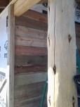 Beetle Kill Exterior Siding (Eco Wood Treatment)& Log Column