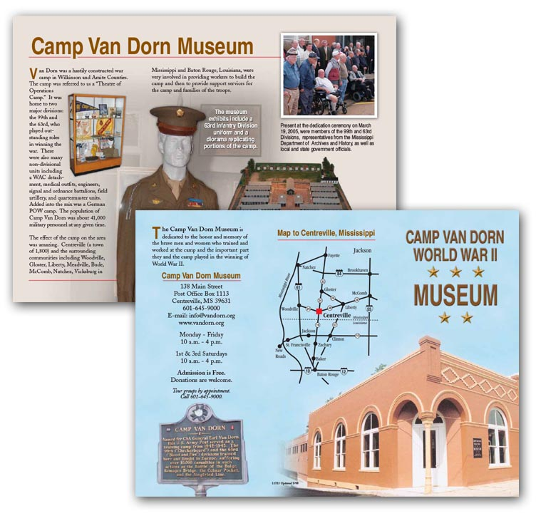 Camp Van Dorn World War II Museum