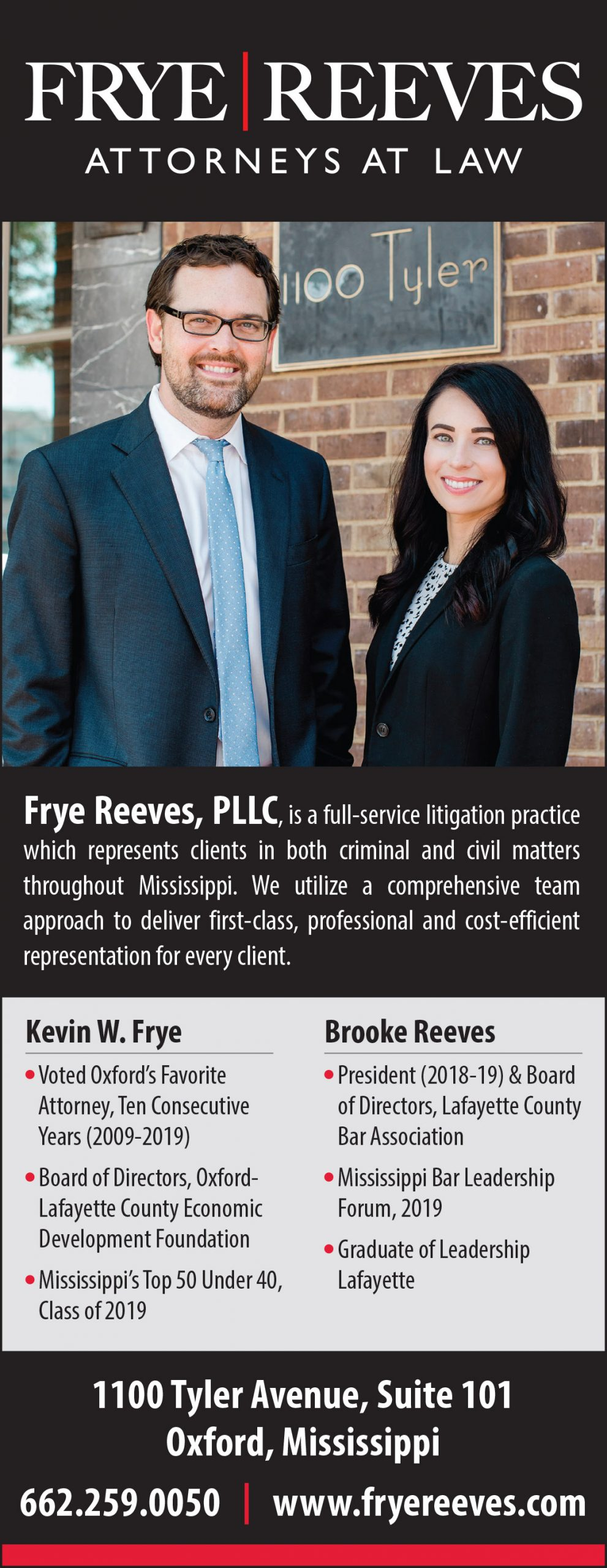 Frye Reeves