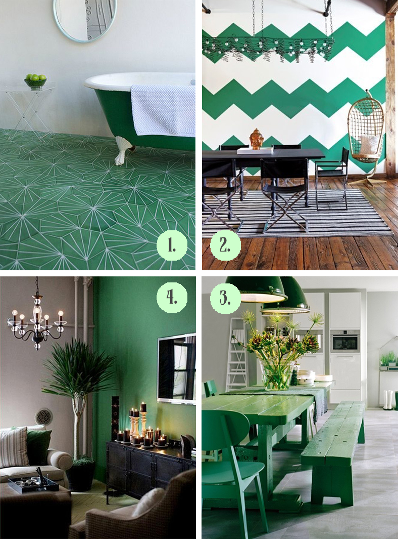 Emerald Home Accessories And Interior Design Inspiration