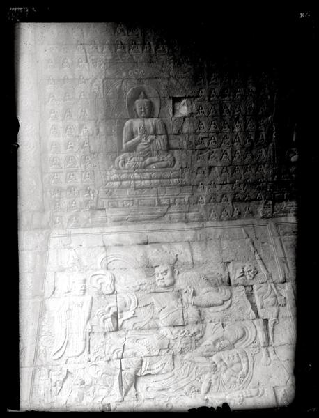 province- Beijing, Pékin, lieux- Juyongguan (ville). Missions archéologiques françaises en Chine 1707-1723 mission Édouard CHAVANNES 1907
