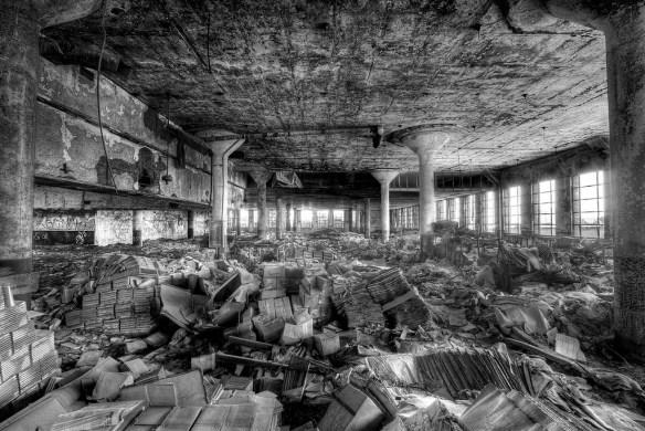 Wasteland by Shane Gorski