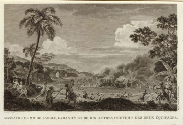 Massacre de MM. Langle, Lamanon... (1797)