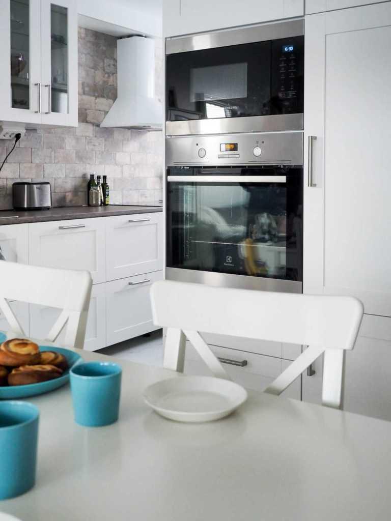 Rivitalokodin keittiöremontti, Helsinki