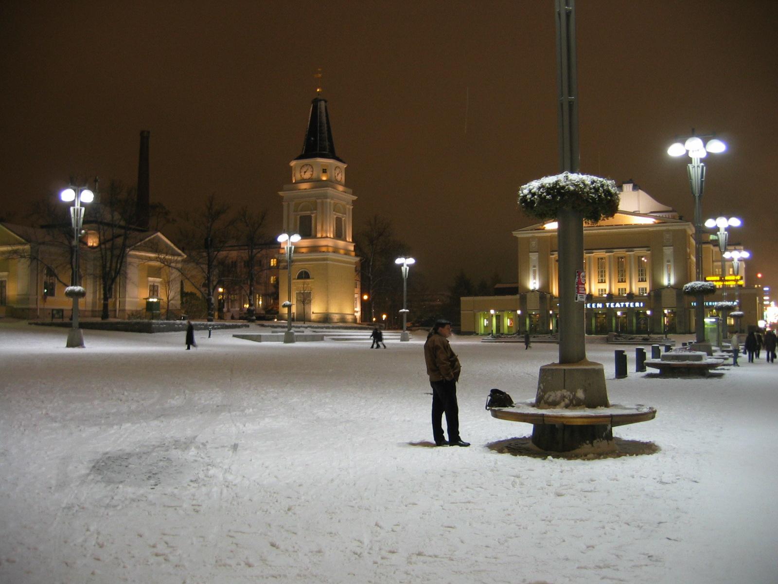Tampere Joulukuu 2003
