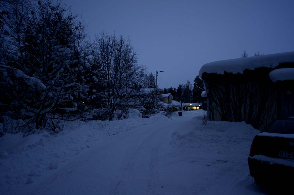Opistontie Finland 2012