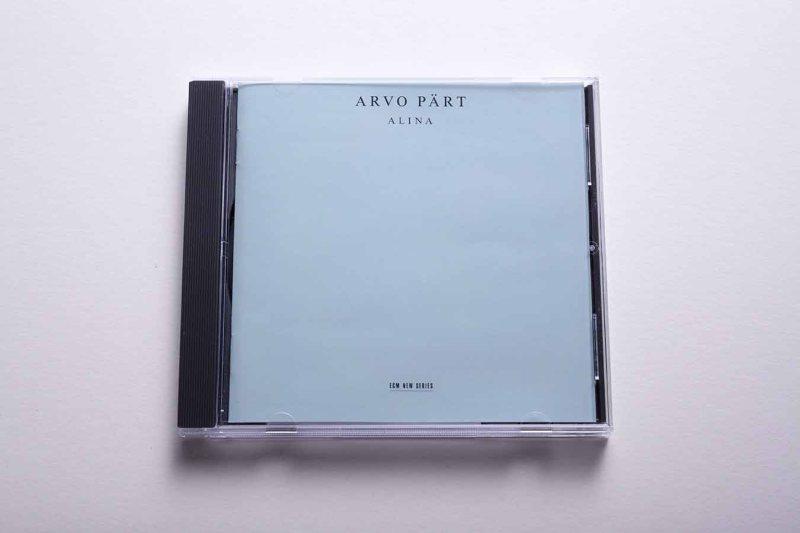 Arvo Pärt, Alina (ECM New Series, 1999)