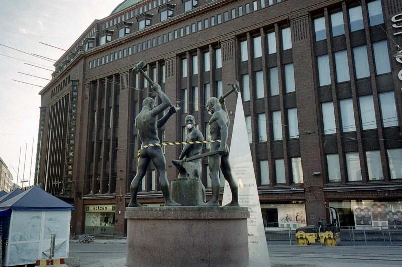 Helsinki March 2003