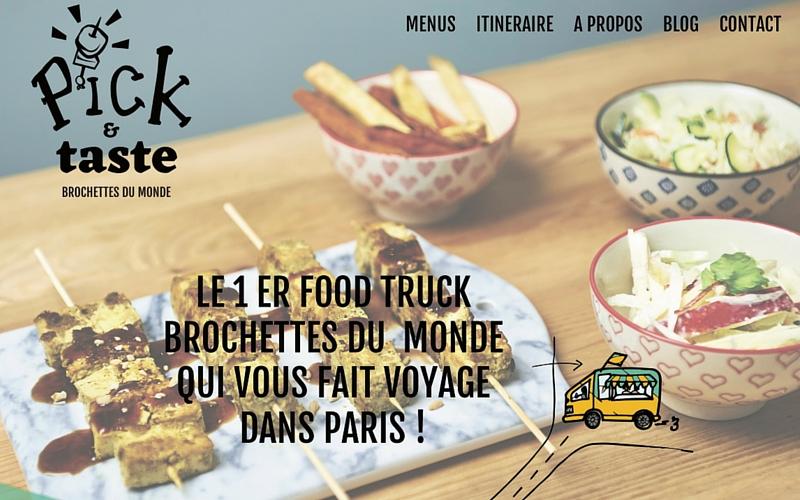 Pick and Taste - 800 x 500