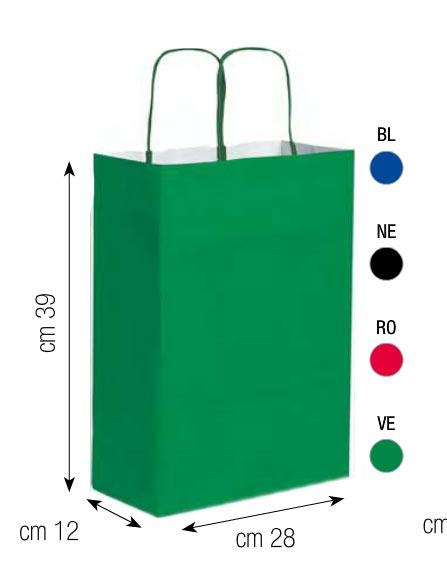 Shopper in carta 28x39
