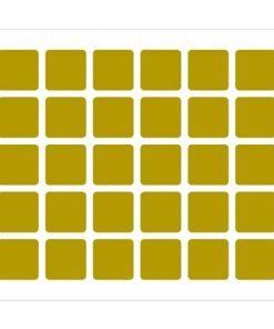 Etichette quadrate per bomboniere 30x30