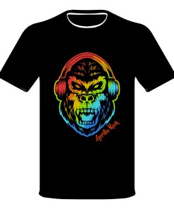 - Printed T-shirt