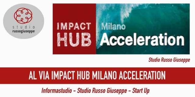 Impact Hub a Milano - studiorussogiuseppe