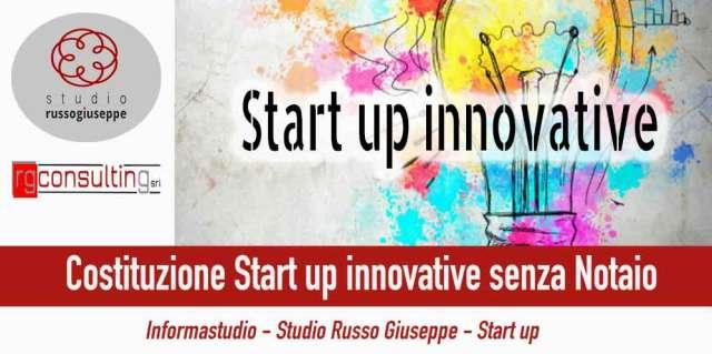 Da-oggi-start-up-innovative-senza-notaio-studiorussogiuseppe-start-up