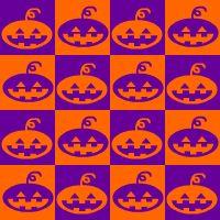 ハロウィン用トップ動画と壁紙のセット(01)