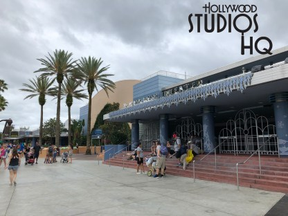 The recent sidewalk construction that blocked guest movement in front of the Hyperion Theater was first reported to readers by Hollywood Studios HQ. Construction barriers had necessitated that guests detour around Echo Lake. Since completion of this work as of May 27, guest foot traffic in and around the Theater has returned to normal. Park visitors will be relieved with the return of this busy thoroughfare. Disney's Hollywood Studios. Photo by John Capos
