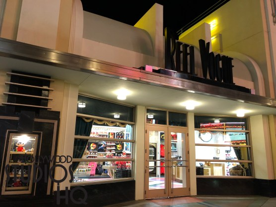 Beginning July 16, guests will notice Reel Vogue doors closed for a brief refurbishment. The planned reopening to shoppers is July 21. During this short closing, guests can visit the adjacent Beverly Sunset Boutique for all their Pixar merchandise shopping needs. Disney's Hollywood Studios. Photo by John Capos