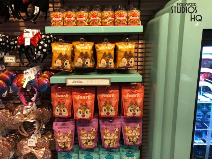 A spring edition of Hollywood Studios HQ originally informed readers of this location going exclusively to Toy Story merchandise in anticipation of the Toy Story Land opening. As of today, this store at the Park main entrance has returned to general merchandise and treats. A brand new offering includes Duck Tales plush straight from the renewed Duck Tales TV series. Disney's Hollywood Studios. Photo by John Capos