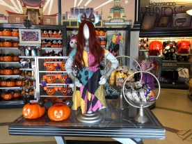Star Wars merchandise at this retail location has given way to a vast array of Disney themed Halloween costumes and merchandise for the spooking season. Shoppers will find Marvel, Nightmare Before Christmas, Star Wars, and Princess themed costume selections sure to delight any child. This Halloween merchandise is similar to the previously described selections at Mickey's of Hollywood (click here to view full array). Guests can also find regular Mickey and Minnie themed apparel for children. Disney's Hollywood Studios. Photo by John Capos