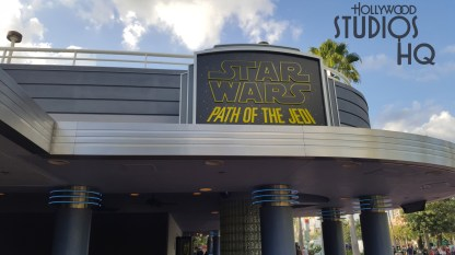 Guests will now have reduced time to enjoy both Muppet Vision 3-D and Walt Disney Presents attractions. New seasonal hours are 10am to 6 pm daily for both locations. Meanwhile, the Path of The Jedi at the former Sounds Dangerous Theatre has suspended all operating hours at this time. Disney's Hollywood Studios. Photo by John Capos