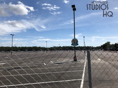 Photos below reveal the vehicle directional signs now in place that will guide guests once the new entrance is opened. The recently completed green colored vehicle ticket plaza stands ready for a future grand opening. Additional roadway and parking lot paving has been completed near the Park entrance . Meanwhile, construction continues at the Osceola Parkway and Victory Lane intersection. There is no better information source than Hollywood Studios HQ for up to date news as this project nears completion. Disney's Hollywood Studios. Photo by John Capos
