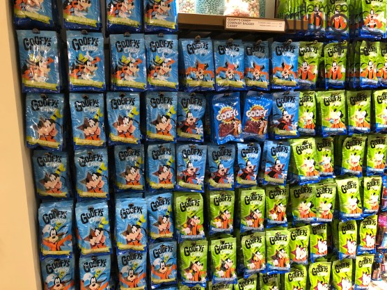 Guests now have a selection of packaged candy, cookies, and other treats as Adrian & Edith's Head To Toe reopen their doors after a short renovation. New flooring and wall covering compliment the store.Hungry shoppers can now choose from a variety of sweet treats including offerings from Goofy's Candy Company. Disney's Hollywood Studios. Photo by John Capos