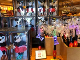 Mickey's of Hollywood is now offering the limited release Mickey Mouse and Minnie Mouse collectible plush dolls. Recreated from the original 1933 patterns acquired from the Disney Archives, shoppers can commemorate Mickey Mouse's 90th birthday with their plush purchase. Stay tuned to Hollywood Studios HQ for all the latest 90th birthday celebration news. Disney's Hollywood Studios. Photo by John Capos