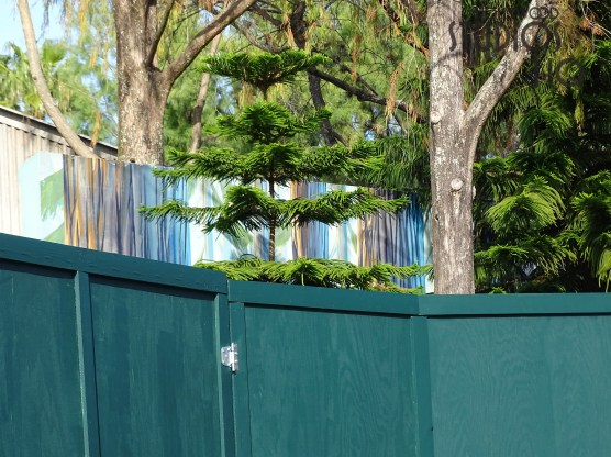 Crews have placed construction barriers enclosing an area at the top of Grand Avenue. The Star Wars Speeder Bike photo op and the walk way beside Mickey and Minnie Starring in Red Carpet Dreams leading to restrooms are now closed to guests. Stay connected to Hollywood Studios HQ for all Park updates. Disney's Hollywood Studios. Photo by John Capos