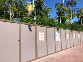 Workers have recently placed refurbishment walls along the walkway near the Echo Lake area extending to the Back Lot Express restaurant. There is no indication as of yet regarding the work taking place. Hollywood Studios HQ remains the best source for all Park updates. Disney's Hollywood Studios. Photo by John Capos