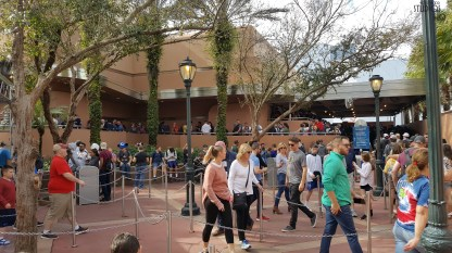 Visitors enjoyed a festive New Year's Eve day that included shopping, characters, and the beloved Citizens of Hollywood. Guests of all ages ushered in 2020 with an upbeat DJ dance party at center stage. Look to Hollywood Studios HQ throughout 2020 for all the latest Park news. Disney's Hollywood Studios. Photo by John Capos