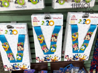 Guests can celebrate the new year with a fresh selection of 2020-themed apparel and accessories lining the shelves at Mickey's Of Hollywood. Shoppers will be able to select from adult tee shirts, caps, plush, mugs, pins, and backpacks, along with a colorful toy Peterbilt model hauler to delight children. Make Hollywood Studios HQ your number one source in 2020 for all Park news. Disney's Hollywood Studios. Photo by John Capos