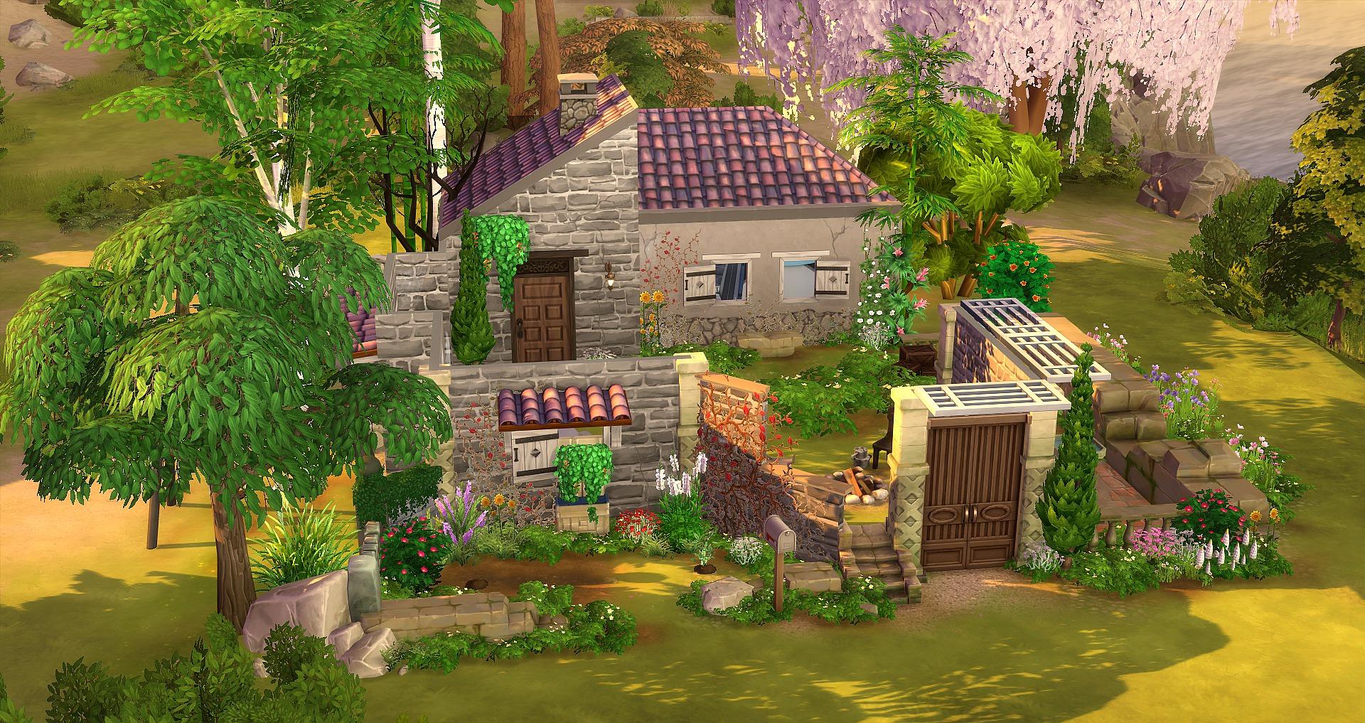 La Ruine Studiosims Creation