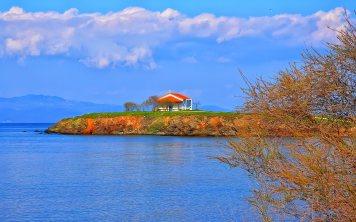 Paliouri Halkidiki Greece
